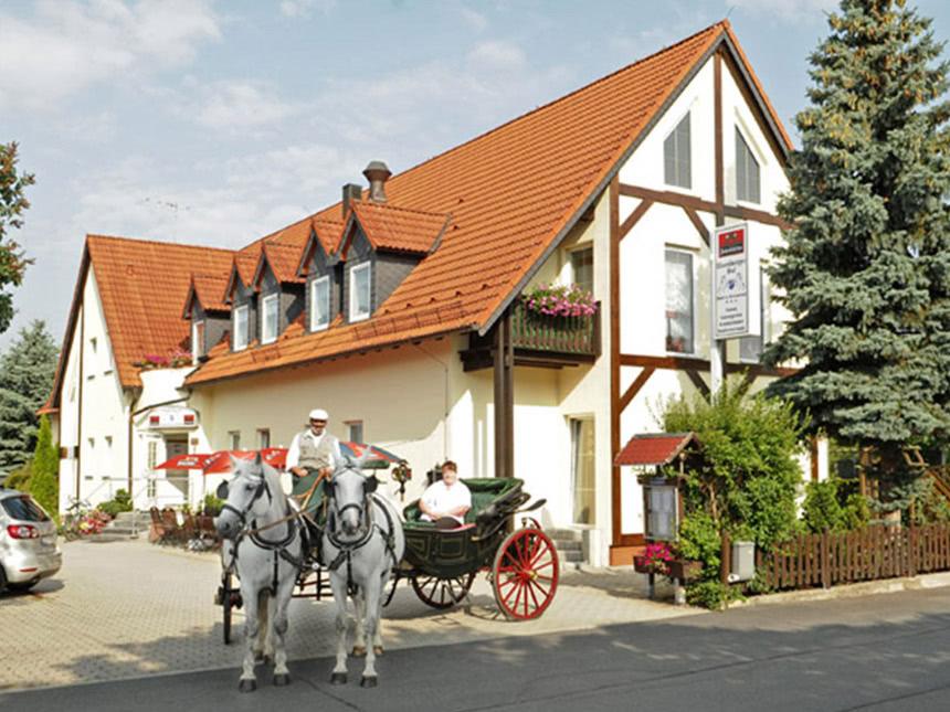 Hotel Eisenberger Hof Moritzburg Sachsen