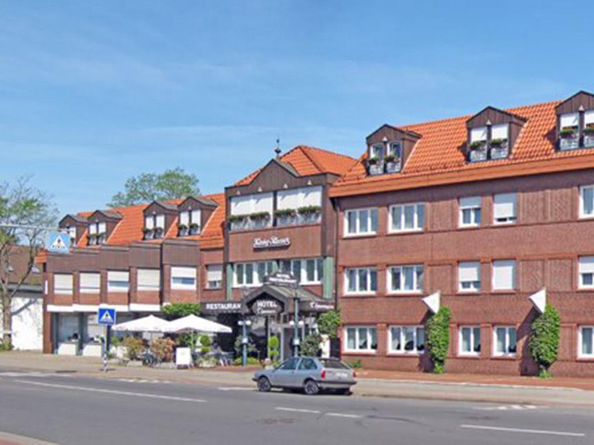 Bremen 3 Tage Delmenhorst Kurzurlaub Hotel Thom...