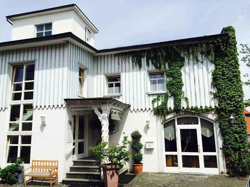 Harz 3 Tage Wernigerode Kurzreise Park-Hotel Fi...