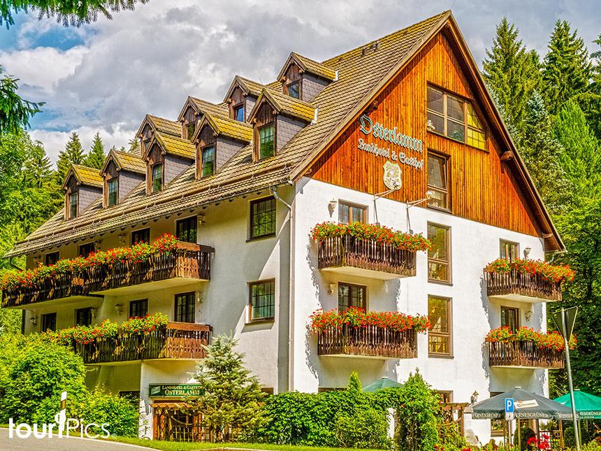 Erzgebirge 7 Tage Beierfeld Urlaub Land-Hotel O...