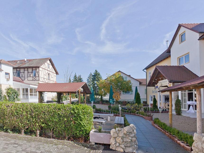 Vorschaubild von Altmühltal 3 Tage Wemding Wellness-Reise Seebauer-Hotel Gut Wildbad Gutschein