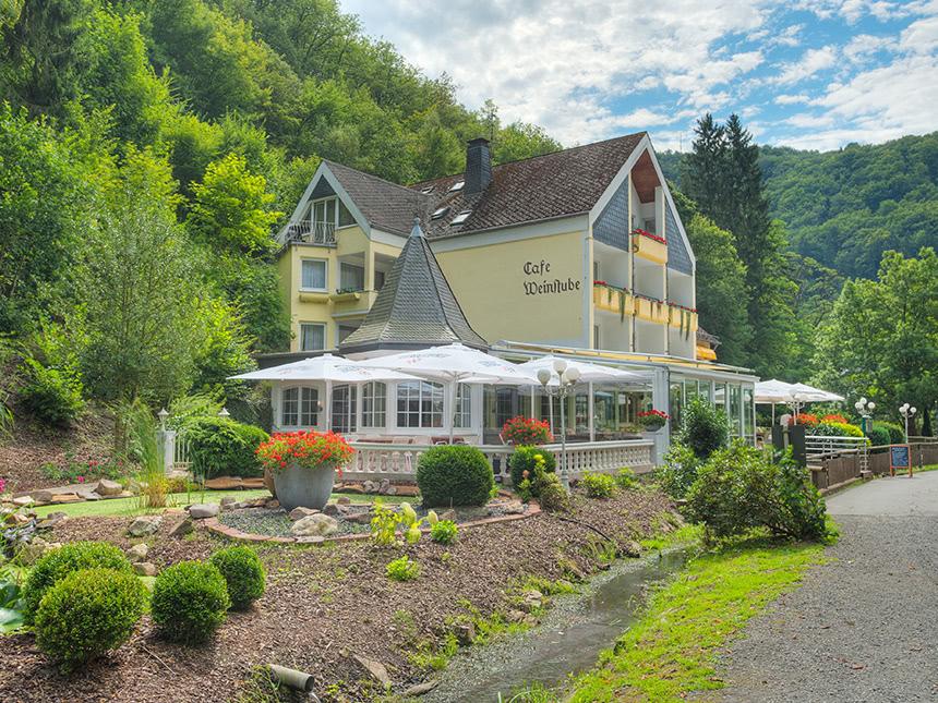 4 Tage Kurzurlaub in Bad Bertrich in der Eifel ...