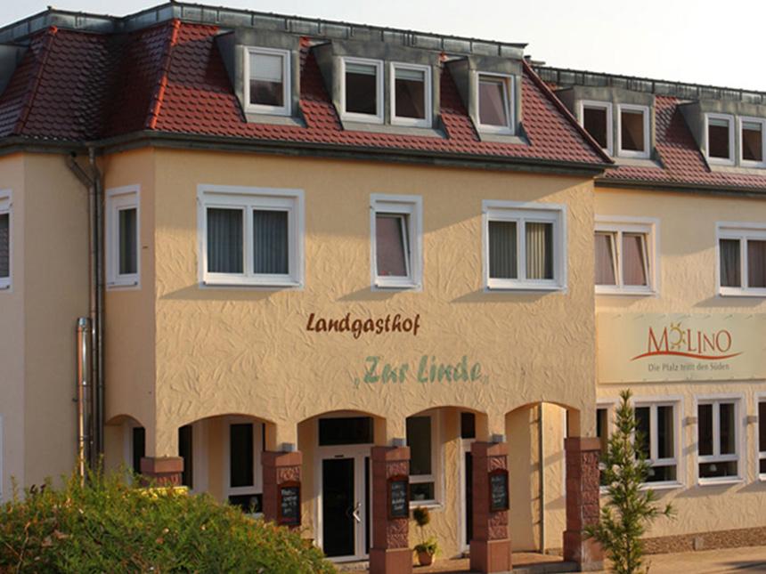 Pfälzer Wald 4 Tage Silz Urlaub Hotel zur Linde...