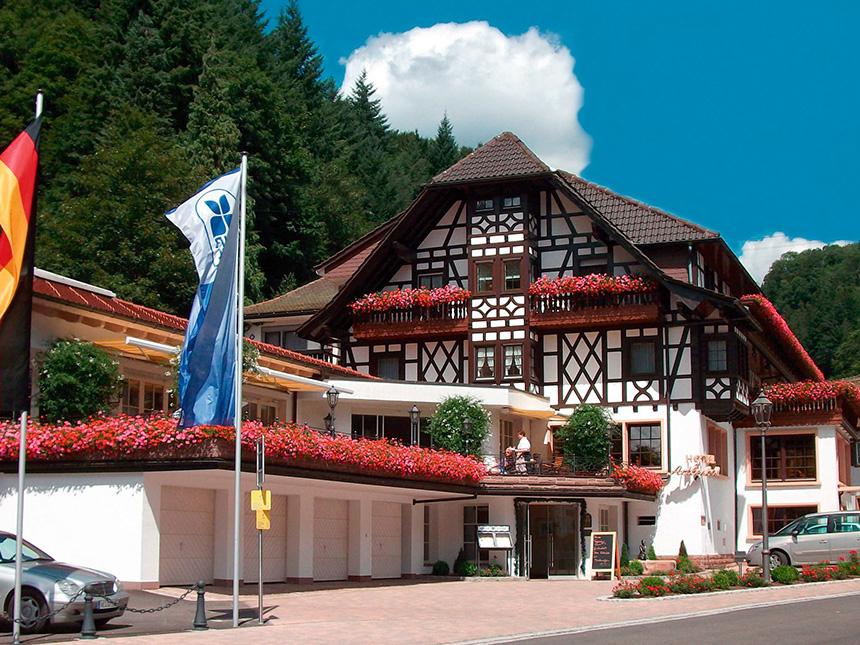 Schwarzwald 4 Tage Bad Peterstal Urlaub Hotel A...