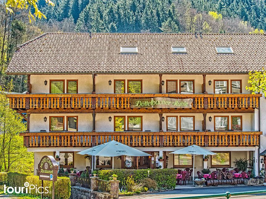 4 Tage Kurzurlaub im Schwarzwald im Hotel Dötte...