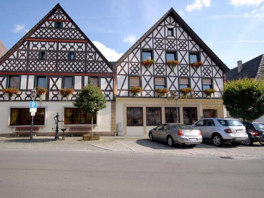 Oberfranken 8 Tage Altenkunstadt Urlaub Hotel G...