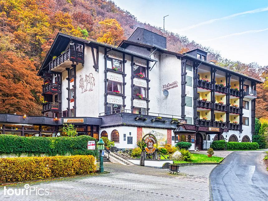Mosel 4 Tage Cochem Kurzurlaub Hotel Weißmühle ...