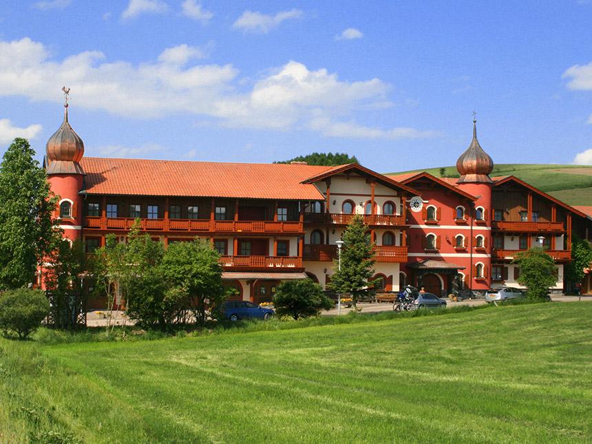 Vorschaubild von 8 Tage Urlaub im Bayerischen Wald im Hotel Böhmerwald mit Vollpension