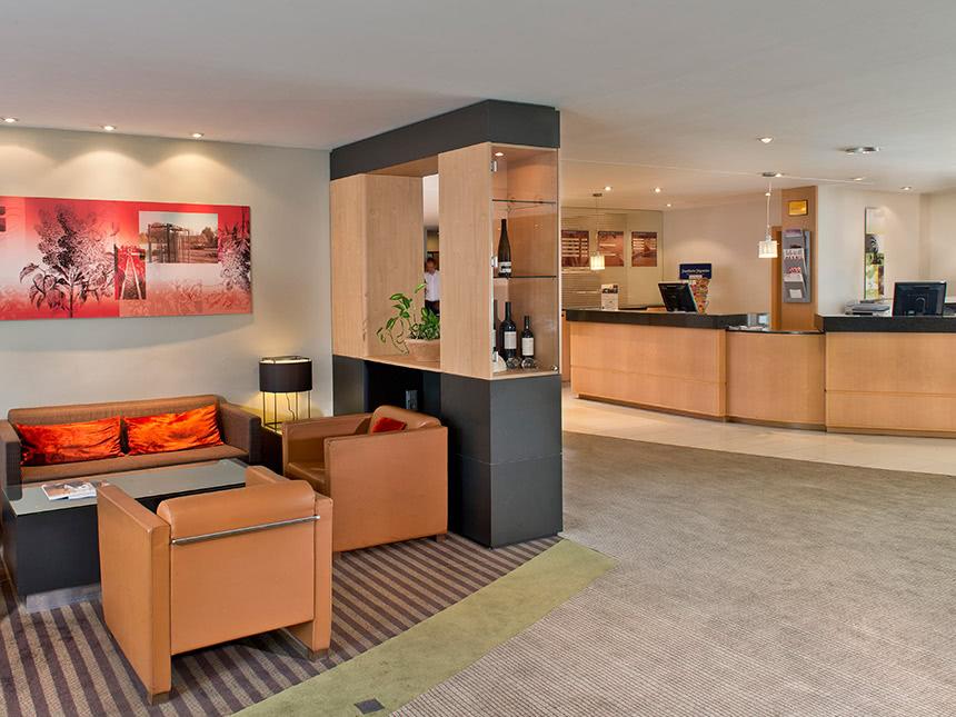 3 Tage für 2 Pers. Hotel mit Flair 3*S Mercure Hotel Saarbrücken Saarland 4