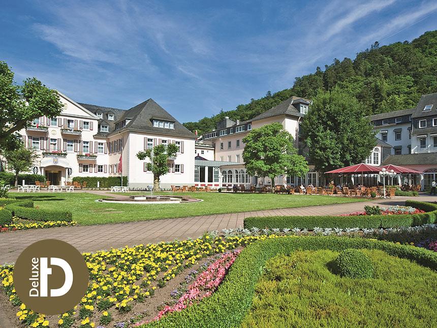 4 Tage Wellness-Urlaub in der Eifel im Hotel Hä...