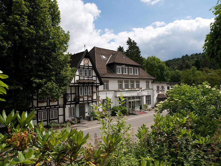 3 Tage Kurzurlaub in Gummersbach im Wyndham Gar...