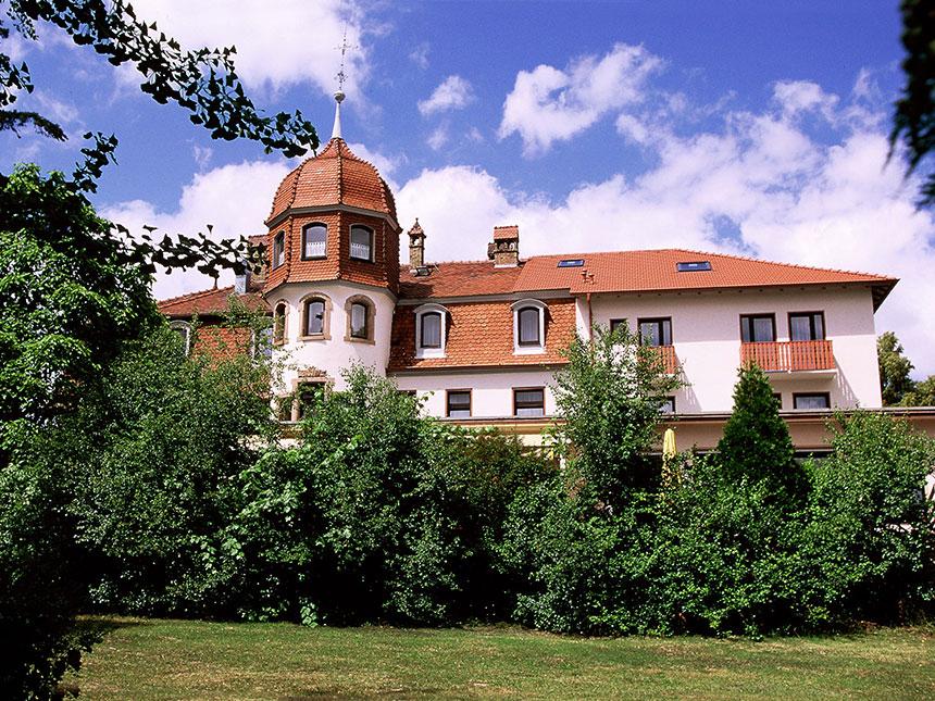 Pfälzer Wald 4 Tage Kirchheimbolanden Parkhotel...