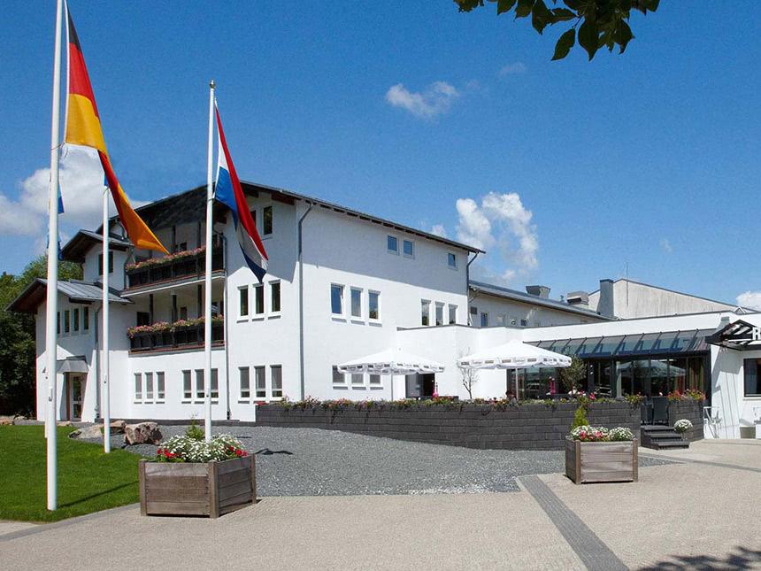 Hunsrück 4 Tage Urlaub Hotel Resort Stromberg R...