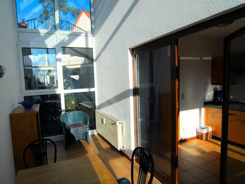 Suite-Innenhof