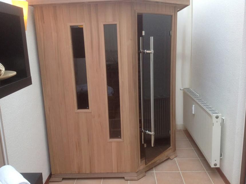 Suite-Sauna