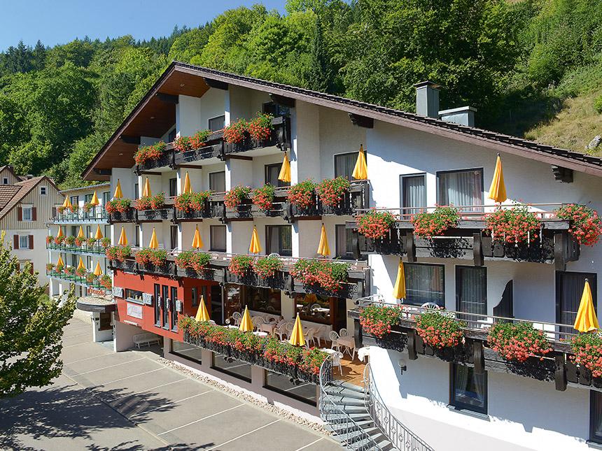 3 Tage Urlaub Baiersbronn im Schwarzwald im Fla...