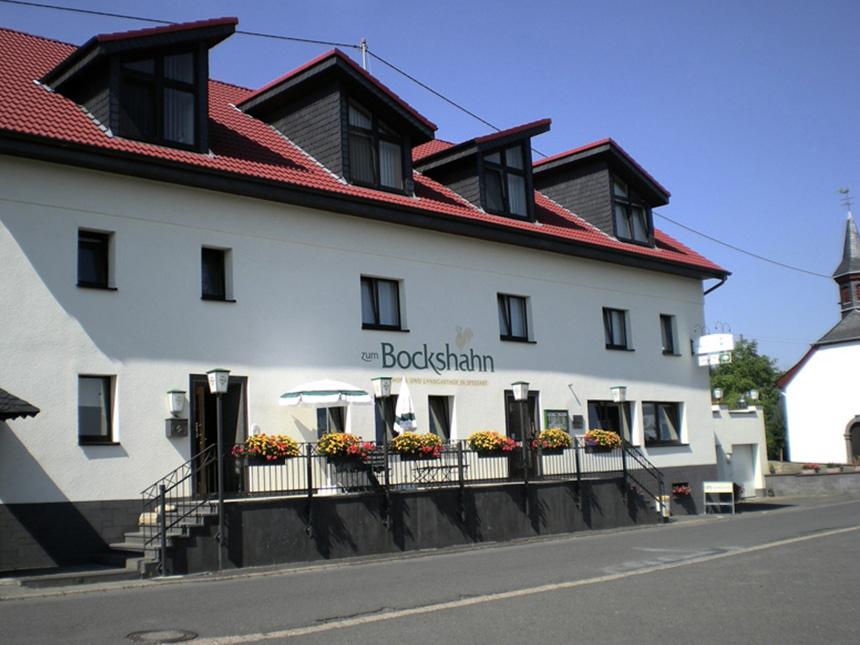 Eifel 8 Tage Spessart Urlaub Hotel Zum Bockshah...