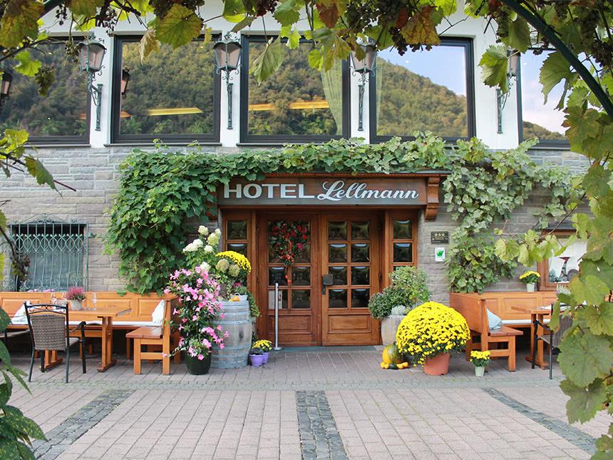 Mosel 3 Tage Löf Kurzreise Hotel Lellmann Gutsc...
