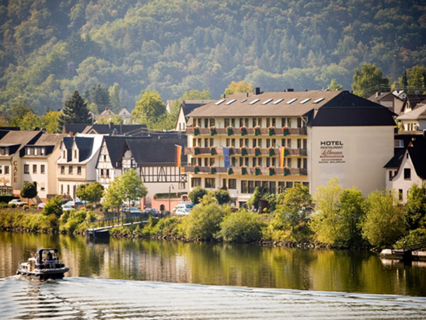 Mosel 2 Tage Löf Kurzreise Hotel Lellmann Gutsc...