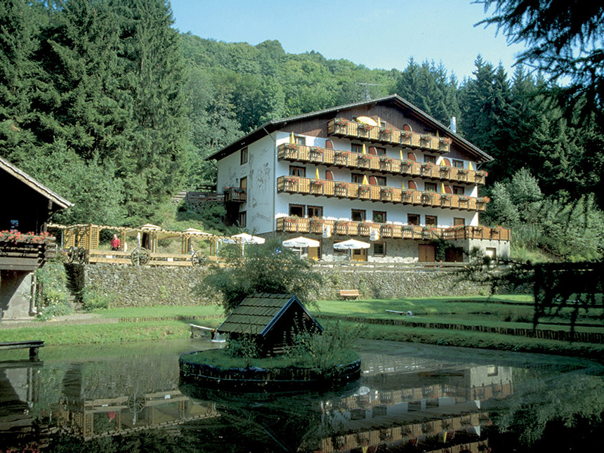 Eifel 4 Tage Kopp Aktiv-Urlaub Wolffhotel Reise...