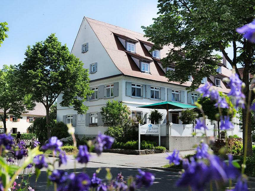 Donau 4 Tage Ulm Urlaub Hotel Garni Am Zehntsta...