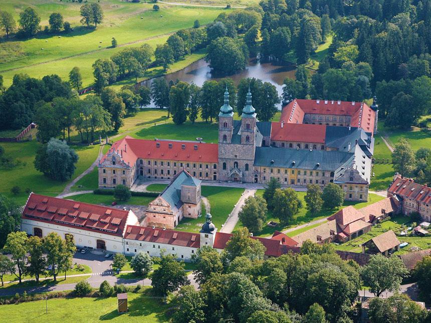 Tschechien 4 Tage Tepla Stadt Kurzurlaub Hotel Klaster Teplá Reise-Gutschein 2