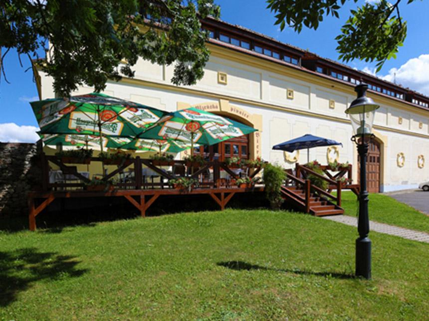 Tschechien 4 Tage Tepla Stadt Kurzurlaub Hotel Klaster Teplá Reise-Gutschein 9