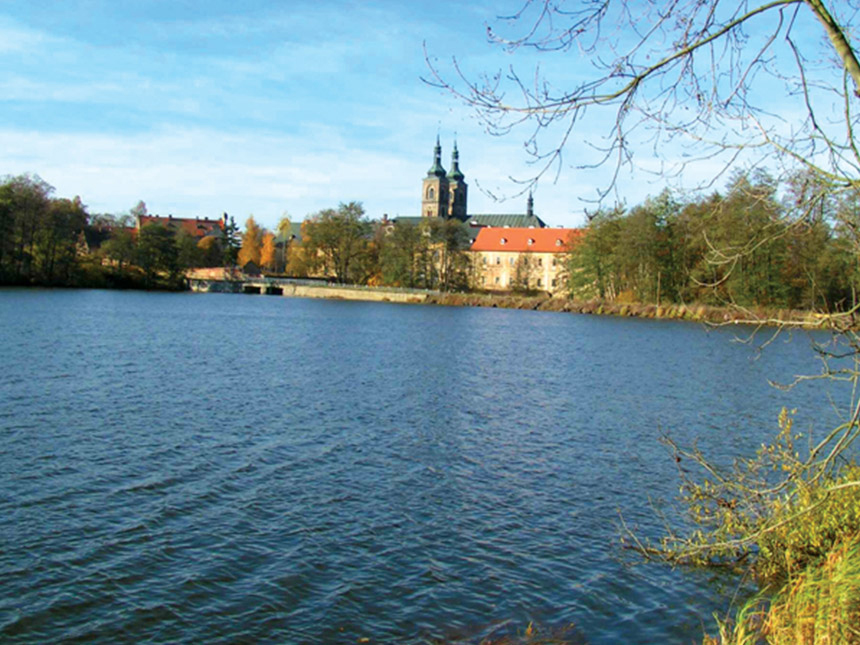 Tschechien 4 Tage Tepla Stadt Kurzurlaub Hotel Klaster Teplá Reise-Gutschein 11