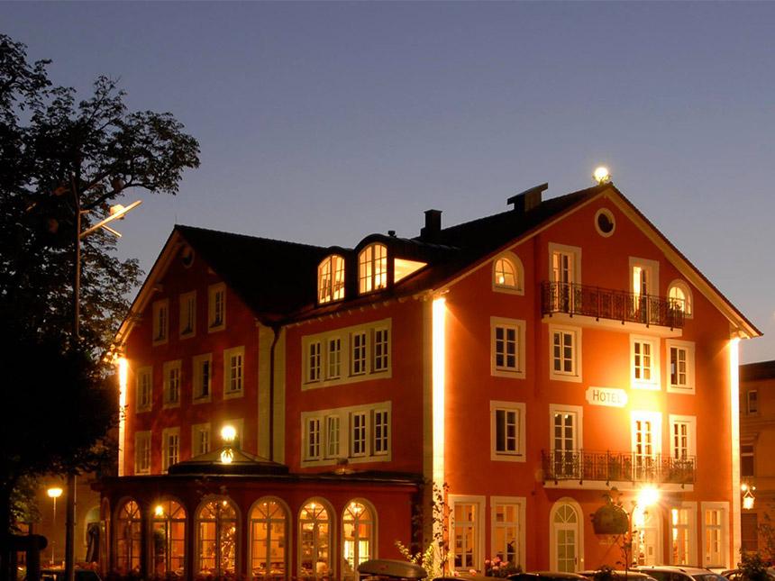 4 Tage Kurzurlaub in Ellwangen im Hotel Königin...