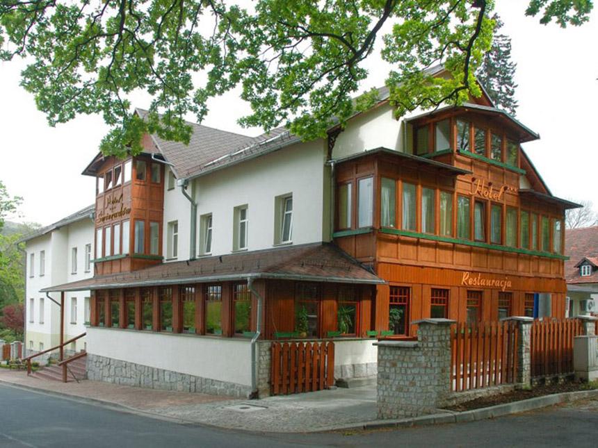 Vorschaubild von Polen 5 Tage Bad Flinsberg Kurzurlaub Hotel Swieradów Gutschein Vollpension