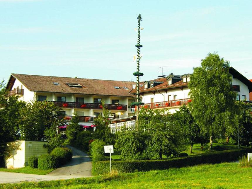 Bayerischer Wald 6 Tage Thurmansbang Urlaub Vitalhotel Schürger Halbpension 2