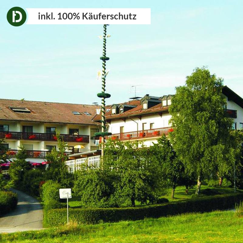 Bayerischer Wald 6 Tage Thurmansbang Urlaub Vitalhotel Schürger Halbpension