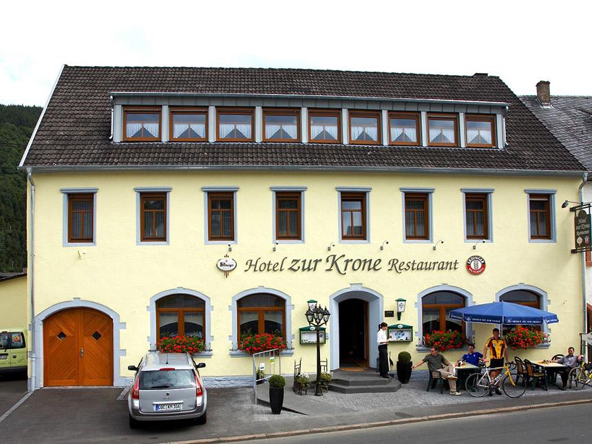 Eifel 4 Tage Birresborn Urlaub Hotel Zur Krone ...