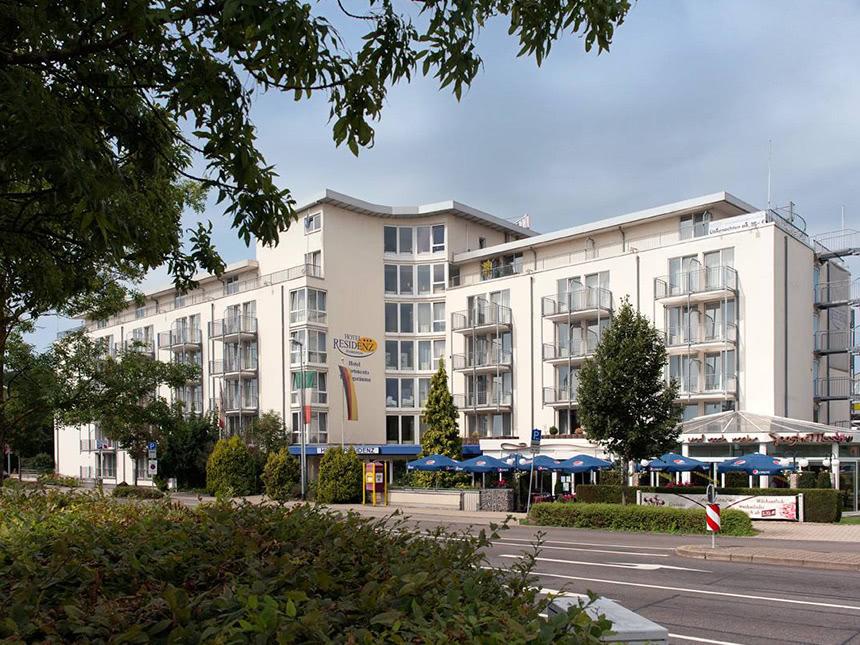 Schwarzwald 6 Tage Städtereise Hotel Residenz P...