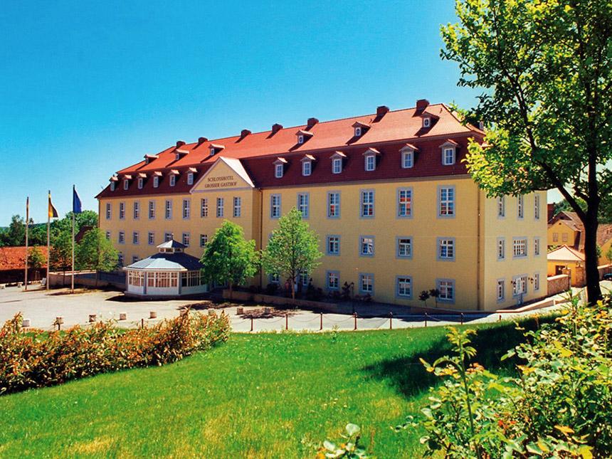 Harz 3 Tage Ballenstedt Luxus-Urlaub Hotel Reis...