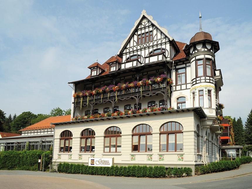 Harz 8 Tage Bad Sachsa Urlaub Göbel´s Vital Hot...