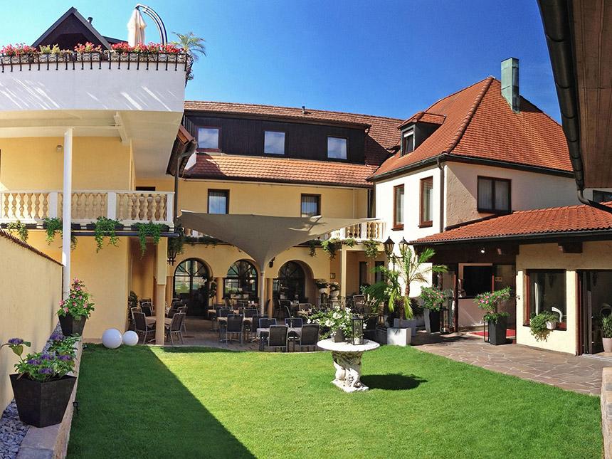 Schwäbische Alb 6 Tage Aalen Urlaub City Hotel ...
