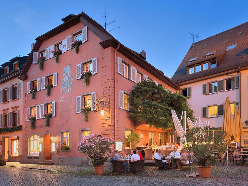 3 Tage Kurzurlaub in Staufen im Hotel Der Löwen...