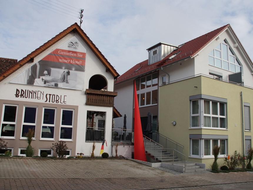 Neckar 4 Tage Cleversulzbach Reise Hotel Brunne...