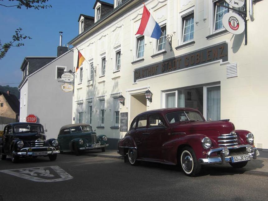 Lahntal 4 Tage Fachbach Urlaub Hotel Stadt Cobl...
