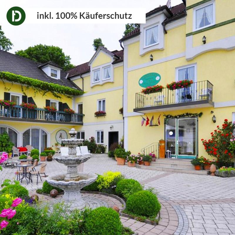 Details Zu Wachau 3 Tage Urlaub Hotel Schlossgasthof Artstetten Reise Gutschein 3 Sterne