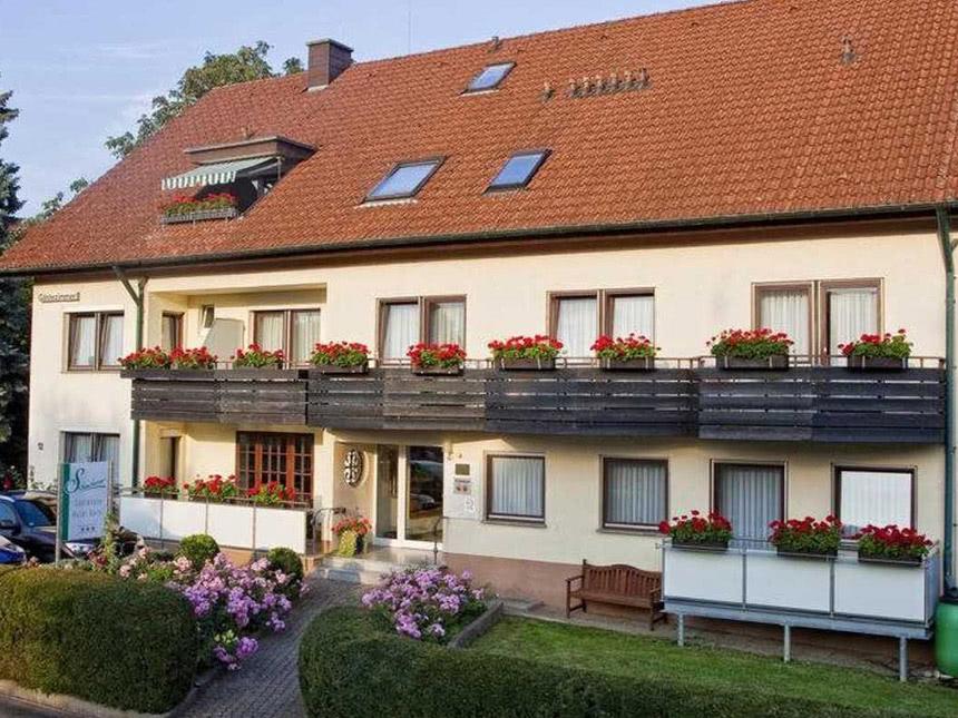 Schwarzwald 3 Tage Müllheim Urlaub Hotel Garni ...
