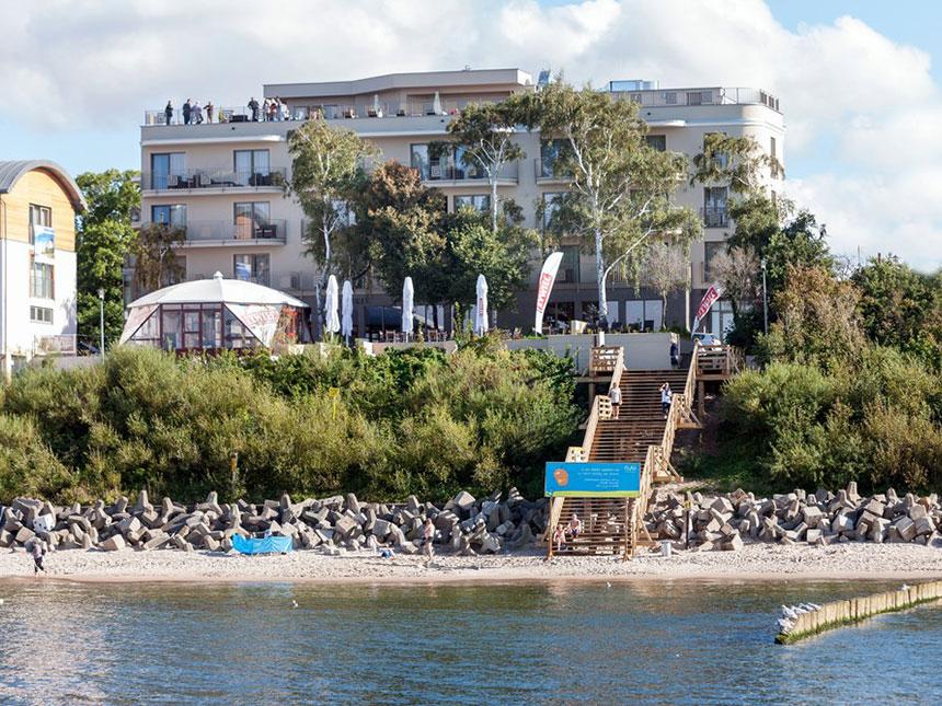 Ostsee 6 Tage Henkenhagen Urlaub Hotel Lambert ...