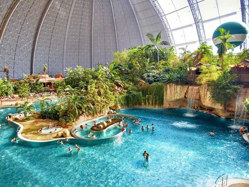 Vorschaubild von Spreewald 4 Tage Zossen Wellness-Reise Hotel Berlin Gutschein Tropical Island