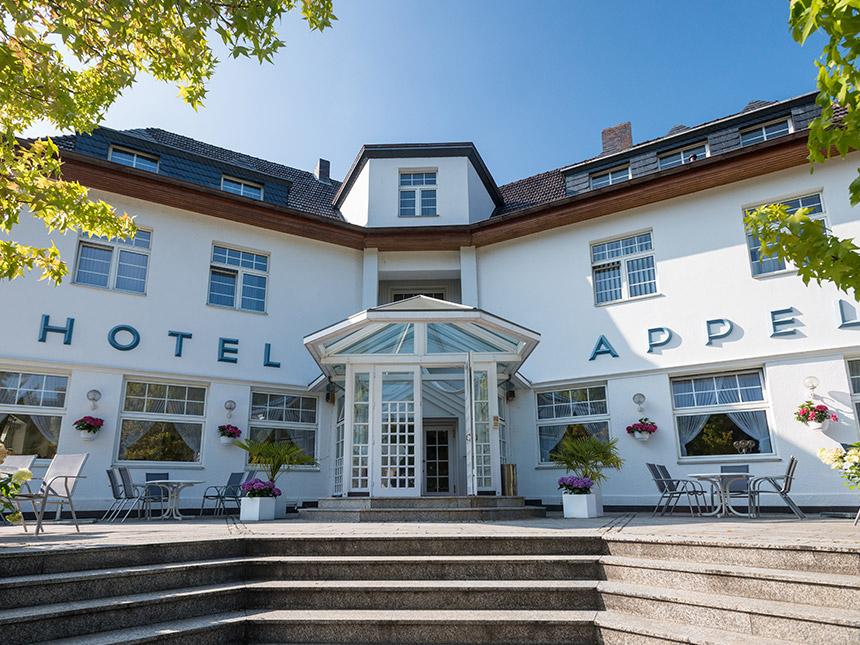 Eifel 6 Tage Urlaub Rech Hotel Haus Appel Reise...