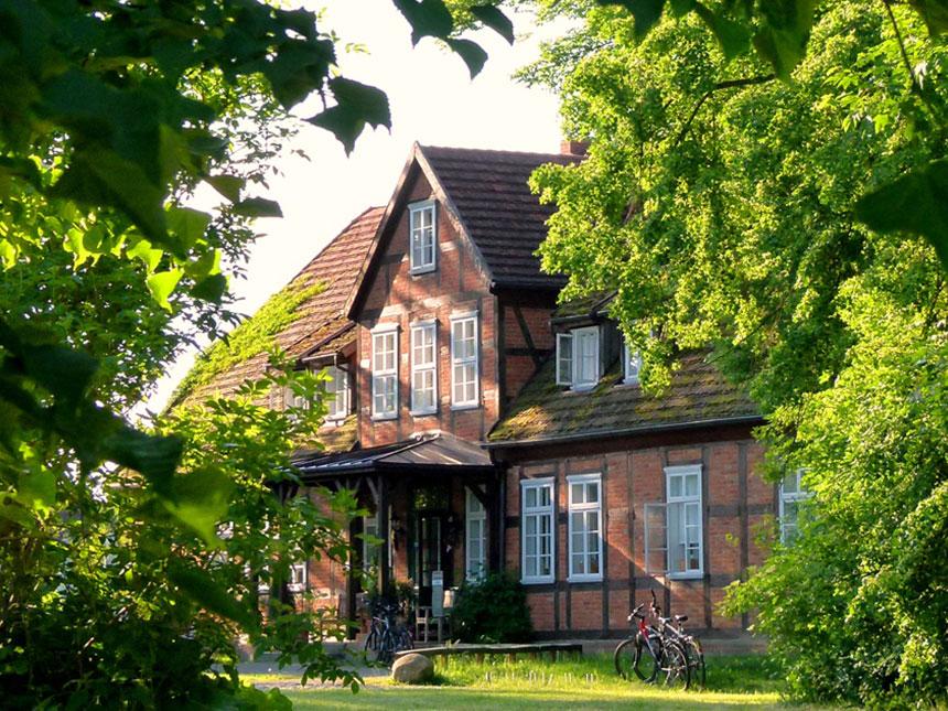 Müritz 4 Tage Kurzurlaub Hotel Gutshof Woldzega...