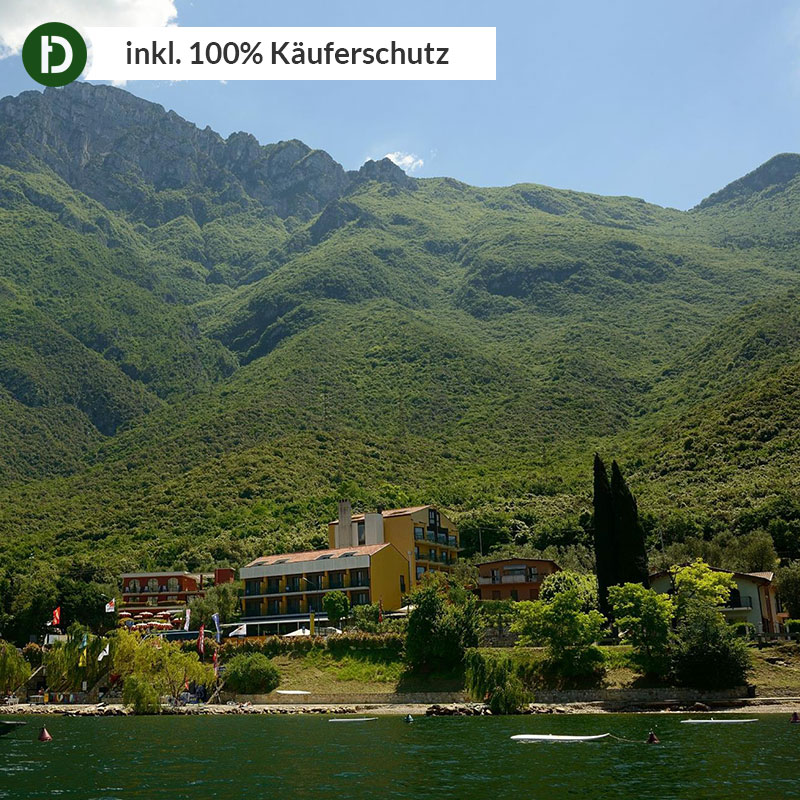 Details Zu 3un 2pers All Inclusive Urlaub Hotel Sole Malcesine Italien Gardasee