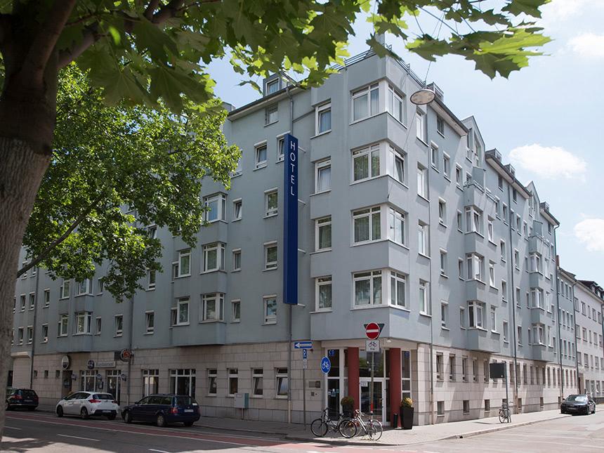 4 Tage Urlaub in Mannheim im Best Western Hotel...