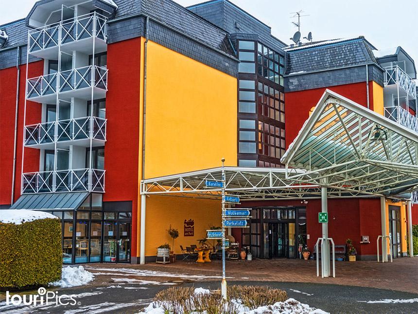 Eifel 4 Tage Urlaub Hotel am Park Stadtkyll Rei...