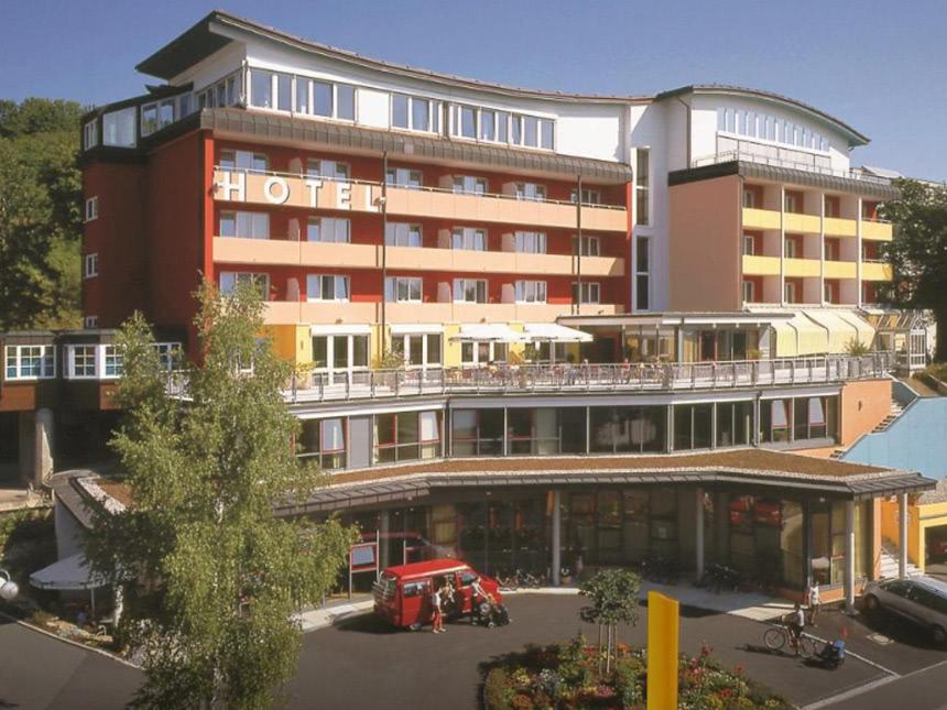 Franken 4 Tage Reise Savoy Hotel Bad Mergenthei...